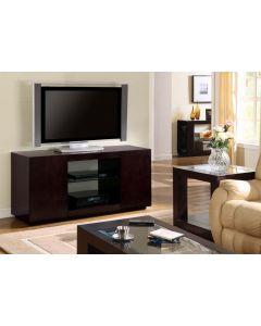 "MEUBLE TV - 60""L / PLAQUE CAPPUCCINO / ASSEMBLE (MONARCH/I 7813)"