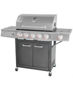 Barbecue au propane de 72 000 BTU (GRILL/GC-1026/72,000 BTU)