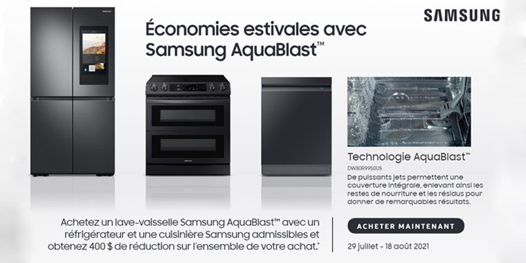 Samsung Aquablast